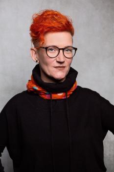 Frau Nadine Zinke-Marggraf